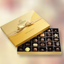 Collection Godiva 36 chocolats et truffes assorties